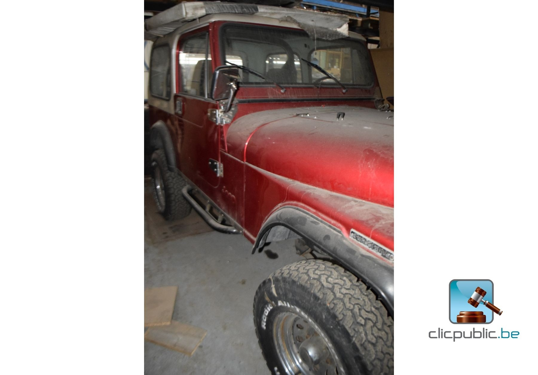 jeep cj7 clic with Wagen Jeep Cj7 Ref 79 12066 on Jeep Cj7 Wrangler in addition 12 Volt Wiring For Dummies further Cj2a Wiring Diagram 12 Volt besides Cleaning Rusty Suspension Parts likewise Thyristor Ac Motor Control Circuit.