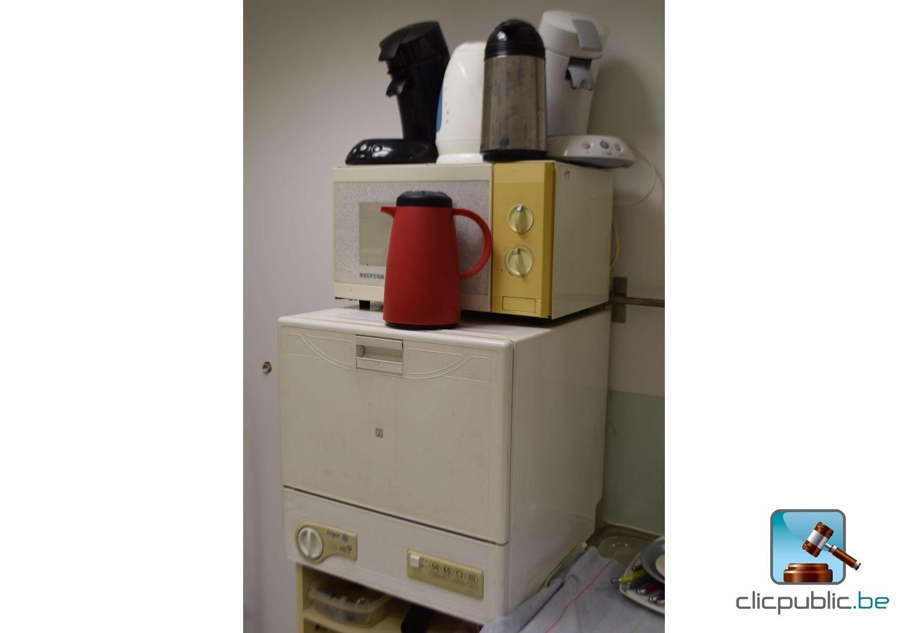 huishoudelijke apparaten verkoop website