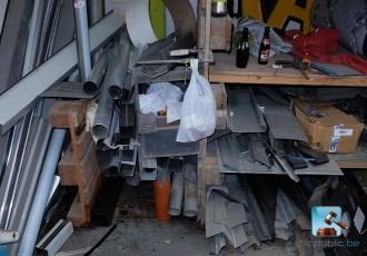 profiles en zinc feuille neuve de zinc rouleaux de plomb ref 31 te koop op. Black Bedroom Furniture Sets. Home Design Ideas