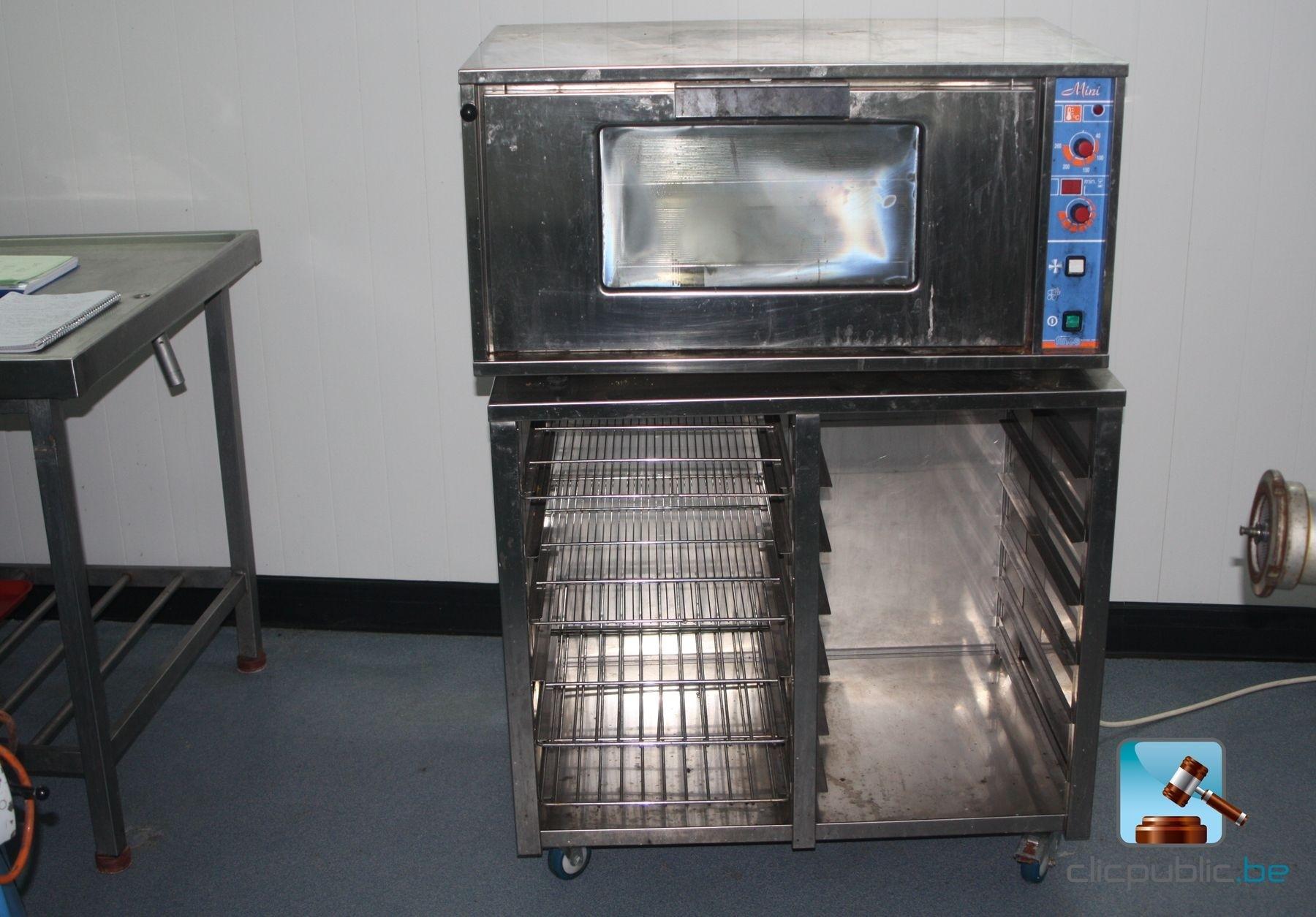 Industri le oven fines mini te koop op - Industriele apparaten ...