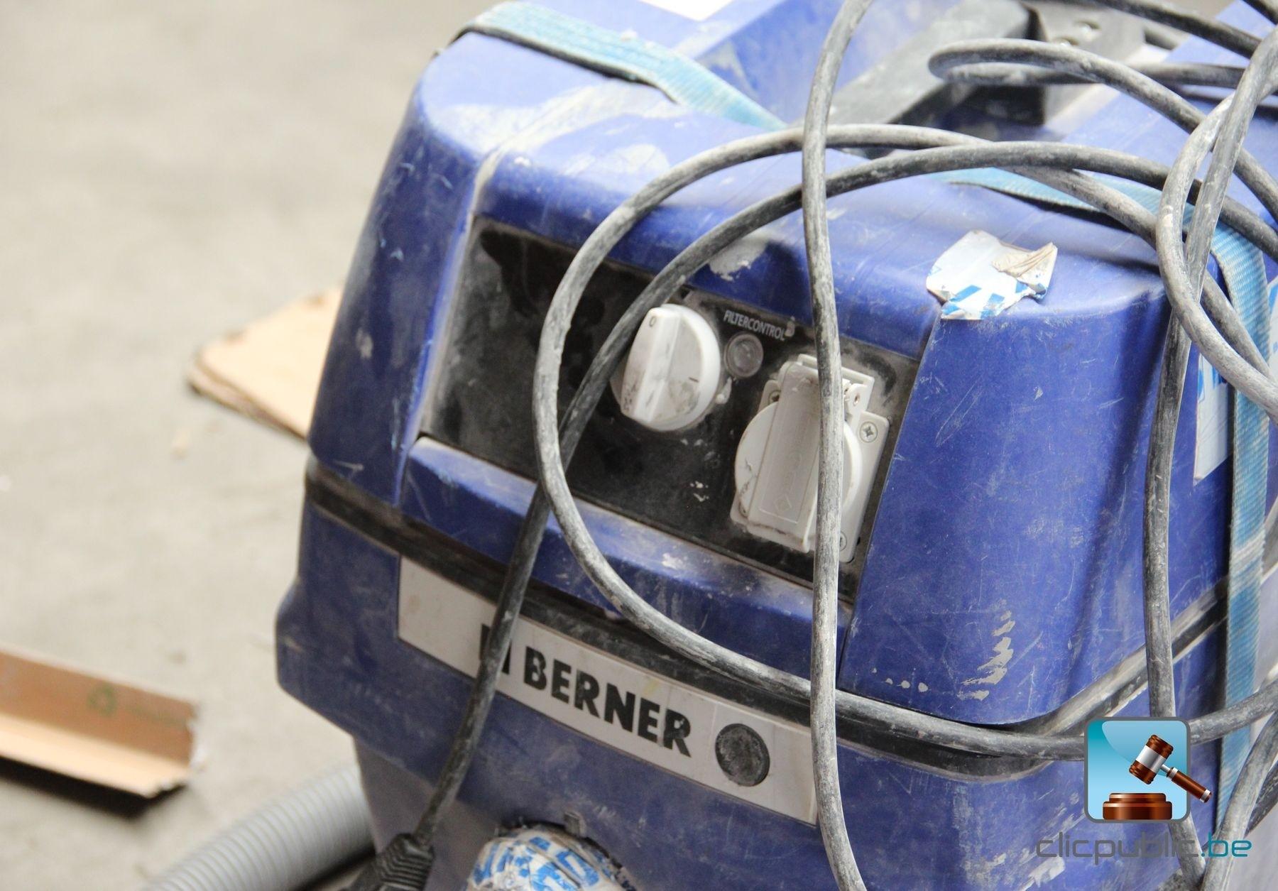 Industri le stofzuiger berner is 2400w te koop op - Industriele apparaten ...